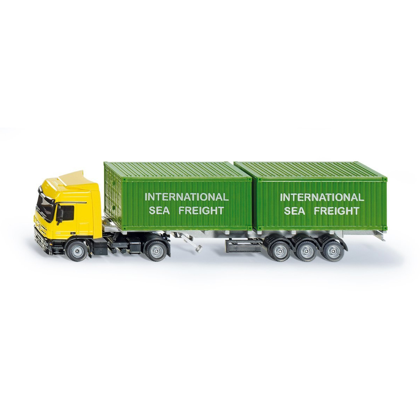 Грузовик с контейнерами, 1:50Грузовики/самосвалы<br>Грузовик с контейнерами, 1:50<br>