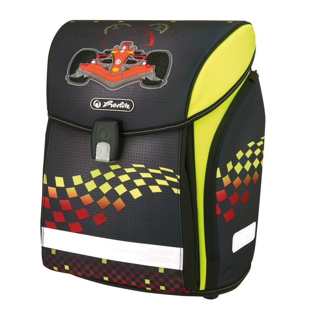 Ранец Midi new - Formula 1, без наполненияШкольные рюкзаки<br>Ранец Midi new - Formula 1, без наполнения<br>