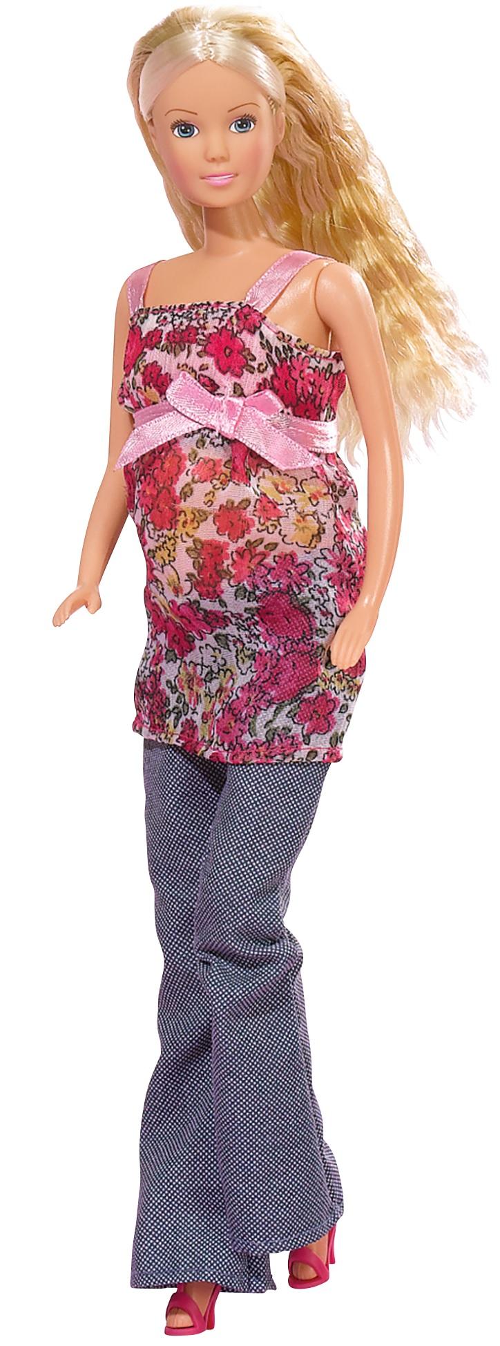 Кукла Штеффи беременная