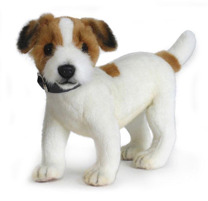 Мягкая игрушка - Джек Рассел терьер, 31 см.