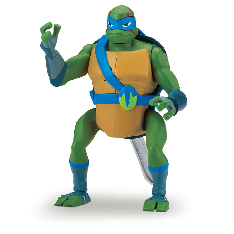 Фигурка Черепашки-ниндзя Turtles – Леонардо - Ниндзя-атака, 15 см, серия Rotmnt фото