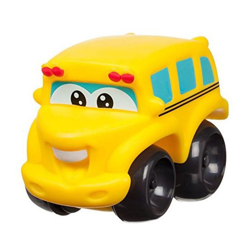 Машинка Chuck &amp; Friends – Школьный автобус, 10 смМашинки для малышей<br>Машинка Chuck &amp; Friends – Школьный автобус, 10 см<br>