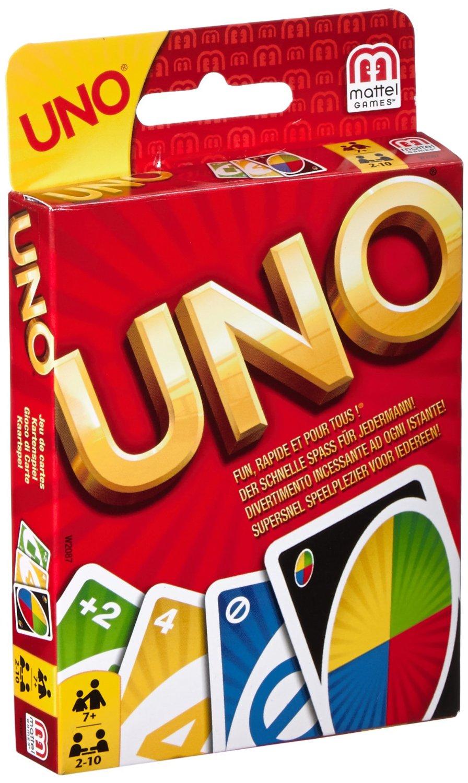 Карточная игра UNOИгры для компаний<br>Карточная игра UNO<br>