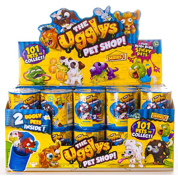Купить со скидкой Фигурки Ugglys Pet Shop, 2 штуки