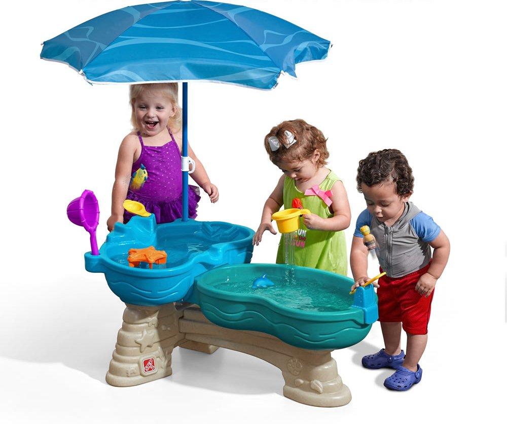 Столик для игр с водой  Каскад - Детские песочницы, артикул: 160854