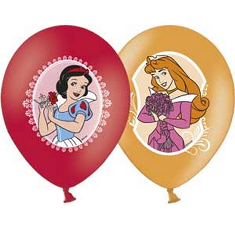 Шарик надувной Disney – Принцессы 1 штука, 3 цвета, 35 смВоздушные шары<br>Шарик надувной Disney – Принцессы 1 штука, 3 цвета, 35 см<br>
