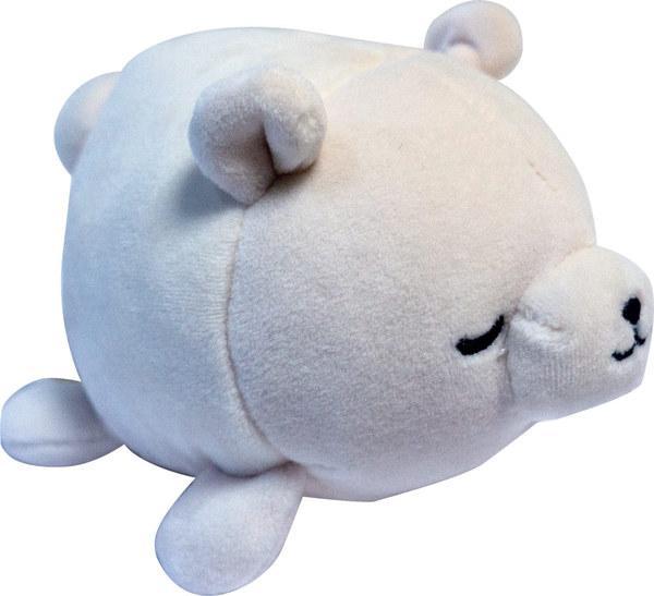 Купить Мягкая игрушка - Медвежонок полярный белый, 13 см, ABtoys