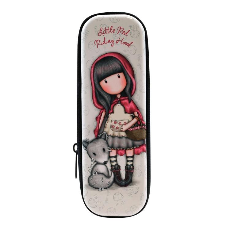 Купить Пенал на молнии из серии Gorjuss - Little Red Riding Hood, Santoro London