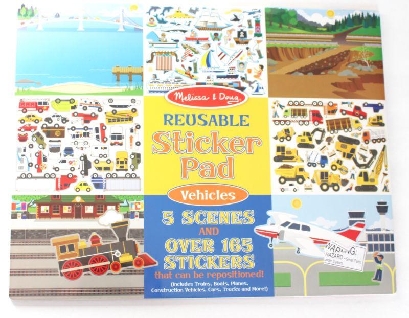 Набор со стикерами и фоном ТранспортНаклейки<br>Набор со стикерами и фоном Транспорт<br>