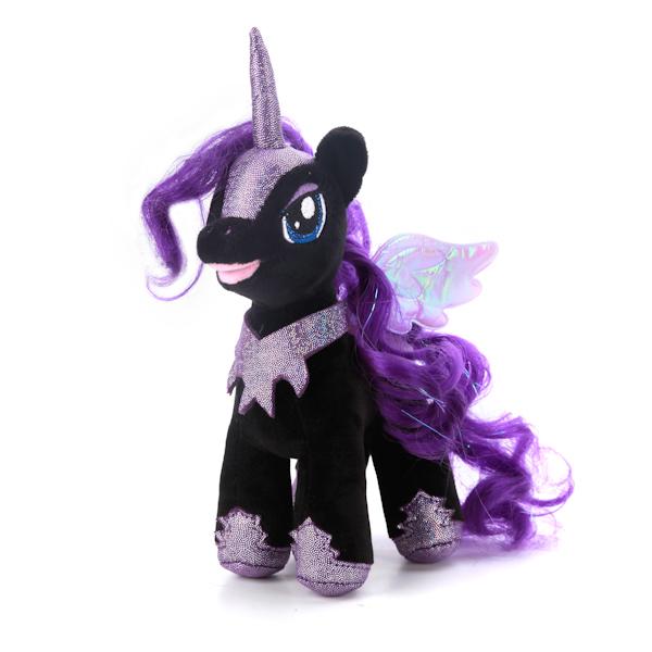 Купить Мягкая игрушка – Лунная пони из мультфильма Моя маленькая пони, озвученная, 18 см., Мульти-Пульти