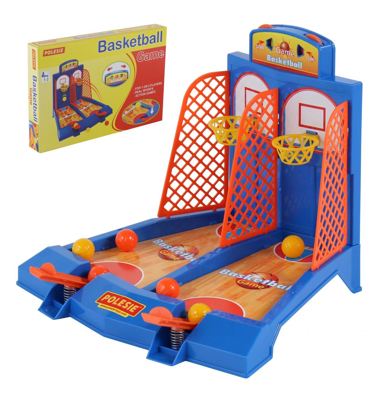 Набор для 2 игроков – БаскетболБаскетбол, бадминтон, теннис<br>Набор для 2 игроков – Баскетбол<br>