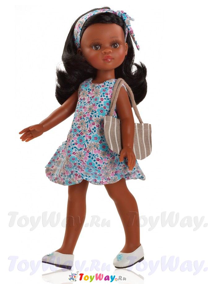 Кукла Нора, 32 см.Испанские куклы Paola Reina (Паола Рейна)<br>Кукла Нора, 32 см.<br>