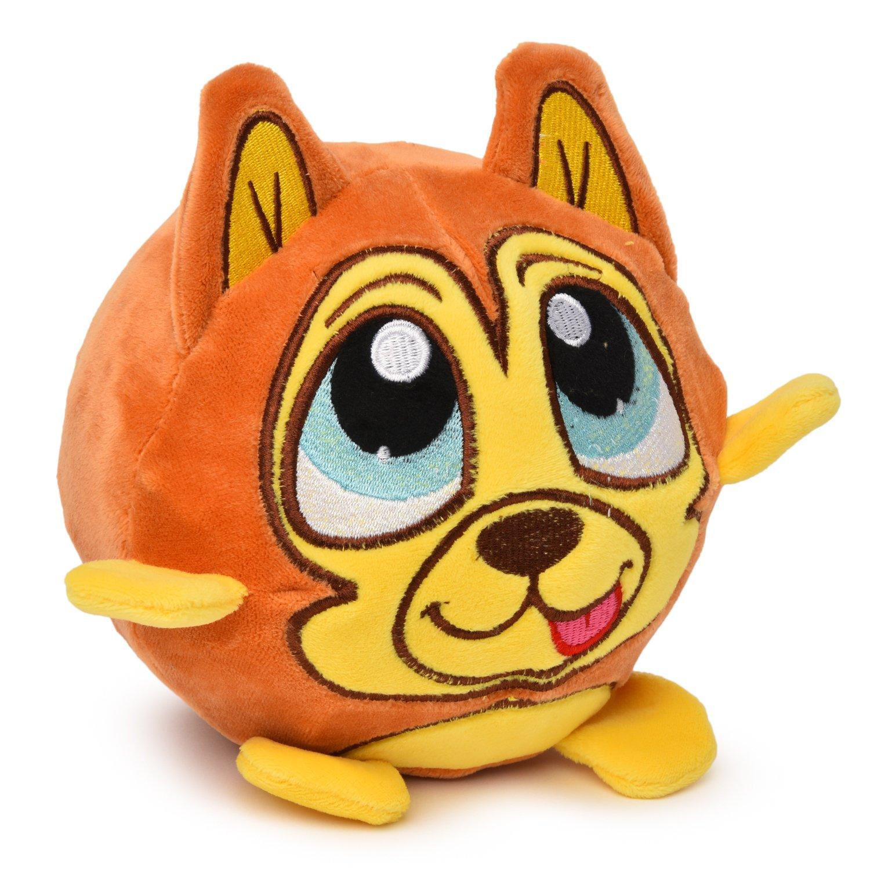 Купить Плюшевая игрушка из серии Мняшки Хрумс - Лайма Хрумс, 18 см., 1TOY