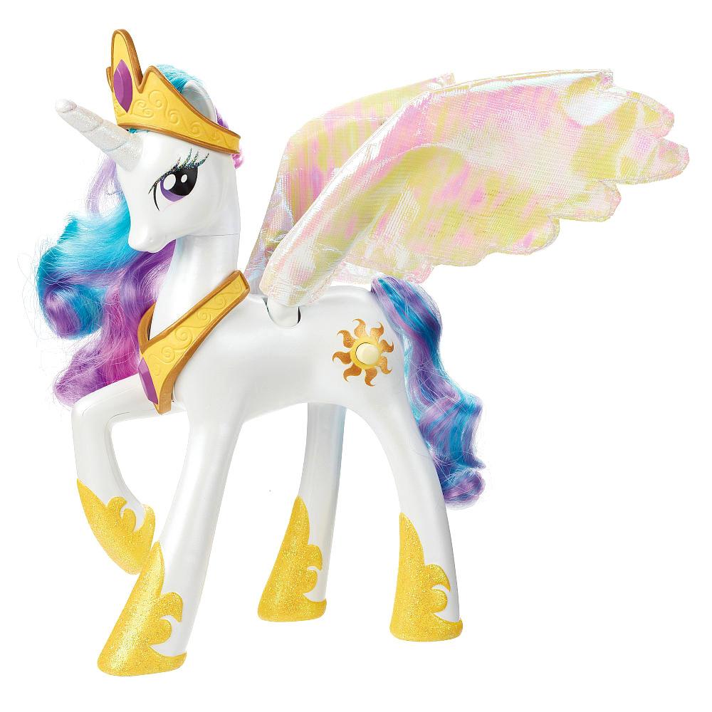 My Little Pony. Пони Принцесса СелестияИнтерактивные игрушки<br>My Little Pony. Пони Принцесса Селестия<br>