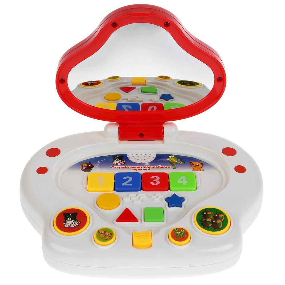 Развивающая игрушка - Волшебное зеркало, свет и звук фото