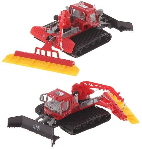 Снегоуборочная машинаГородская техника<br>Снегоуборочная машина<br>