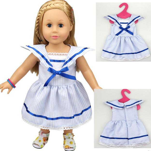 Купить Одежда для кукол — платье белого цвета, JUNFA TOYS