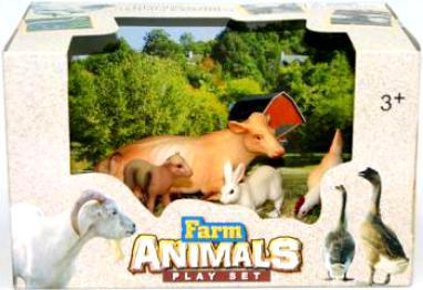 Набор Ферма, в коробкеНа ферме (Farm life)<br>Набор Ферма, в коробке<br>
