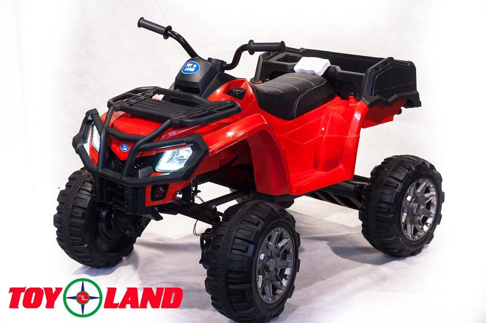 Купить Квадроцикл ToyLand Grizzly Next 4x4, цвет красный
