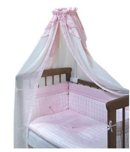 Комплект – Антошка, розовыйДетское постельное белье<br>Комплект – Антошка, розовый<br>