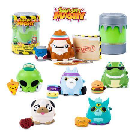 Купить Игрушка из серии Smooshy Mushy, серия для мальчиков, 21 шт. в дисплее, 6 видов, Redwood
