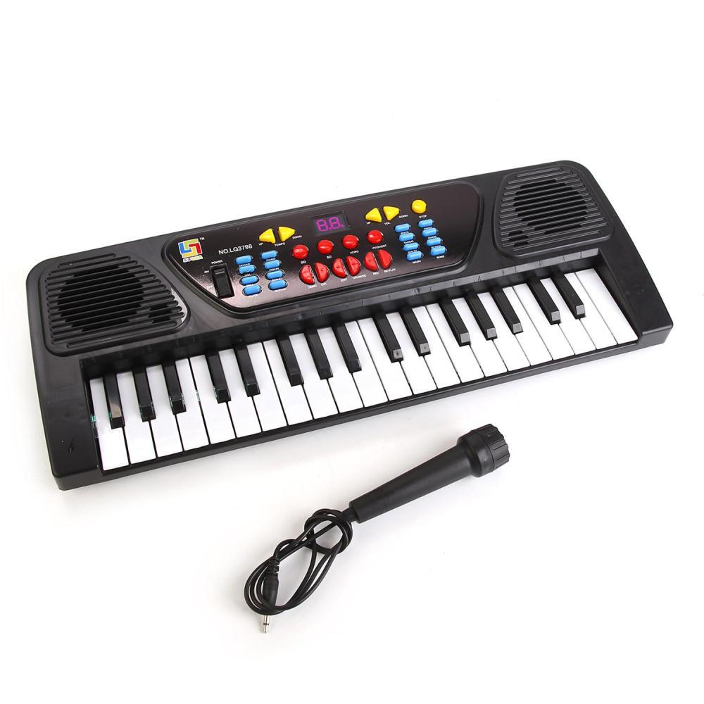 Купить Электроорган с микрофоном - Melody, 37 клавиш