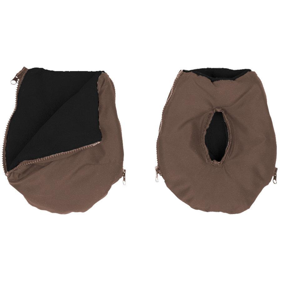 Купить Раздельная муфта для рук Alpin AL2801P, olive/black, Altabebe