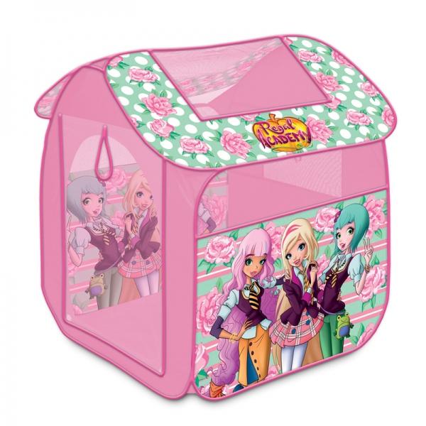 Купить Палатка детская игровая из серии Королевская Академия, в сумке, Играем вместе