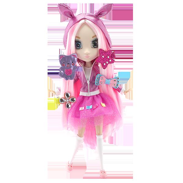 Кукла Shibajuku Girls – Шидзуки-2, 33 смШибаджуку Shibajuku Girls<br>Кукла Shibajuku Girls – Шидзуки-2, 33 см<br>