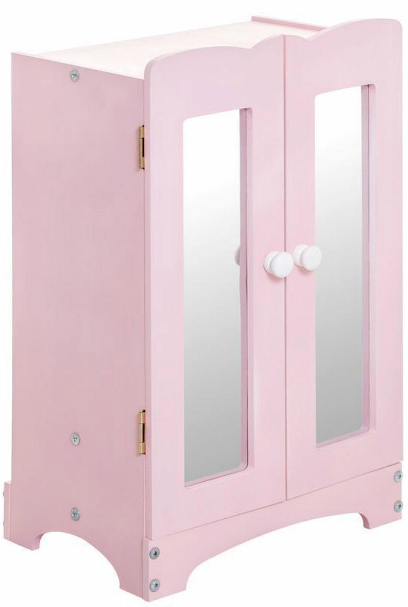 Кукольный шкаф, розовыйКукольные домики<br>Кукольный шкаф, розовый<br>