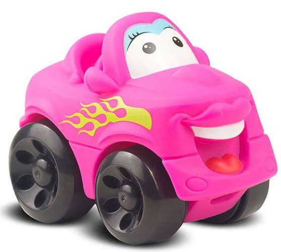 Машинка Chuck &amp; Friends – Бетти Лу, 10 смМашинки для малышей<br>Машинка Chuck &amp; Friends – Бетти Лу, 10 см<br>