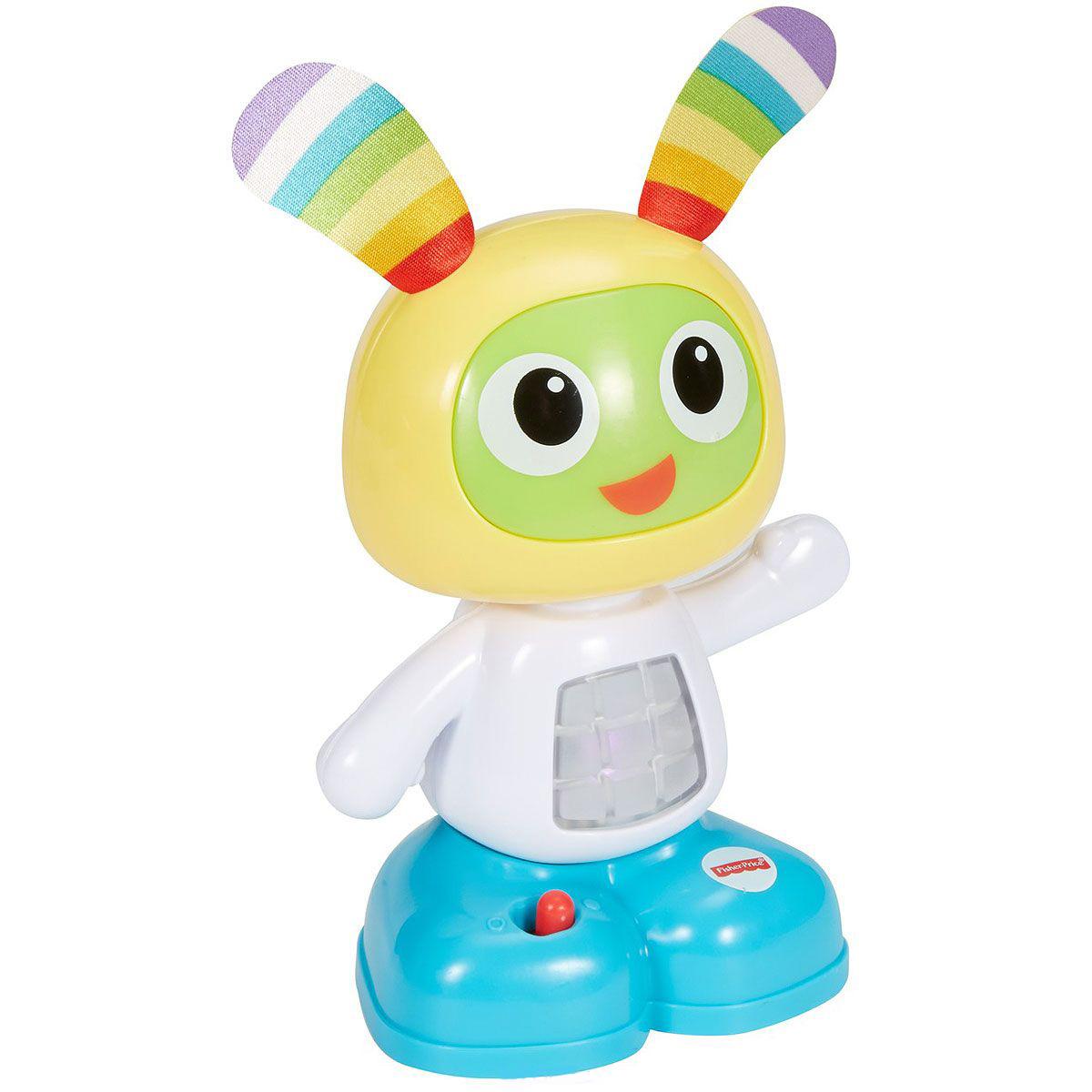 Fisher-Price. Мини-робот Бибо, свет и звукРазвивающие игрушки Fisher-Price<br>Fisher-Price. Мини-робот Бибо, свет и звук<br>