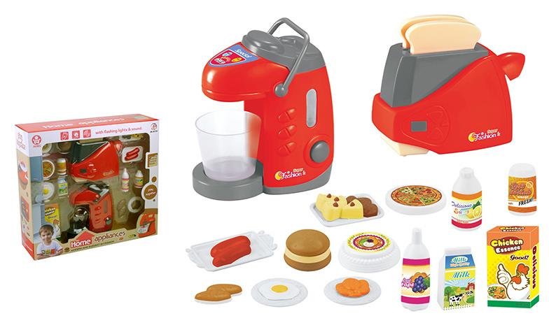 Кухонная техника с продуктами и аксессуарами - Помогаю мамеАксессуары и техника для детской кухни<br>Кухонная техника с продуктами и аксессуарами - Помогаю маме<br>