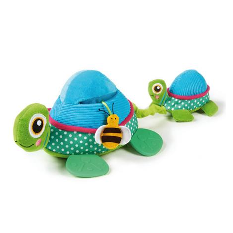 Игрушка развивающая - ЧерепахаРазвивающие игрушки Oops<br>Игрушка развивающая - Черепаха<br>