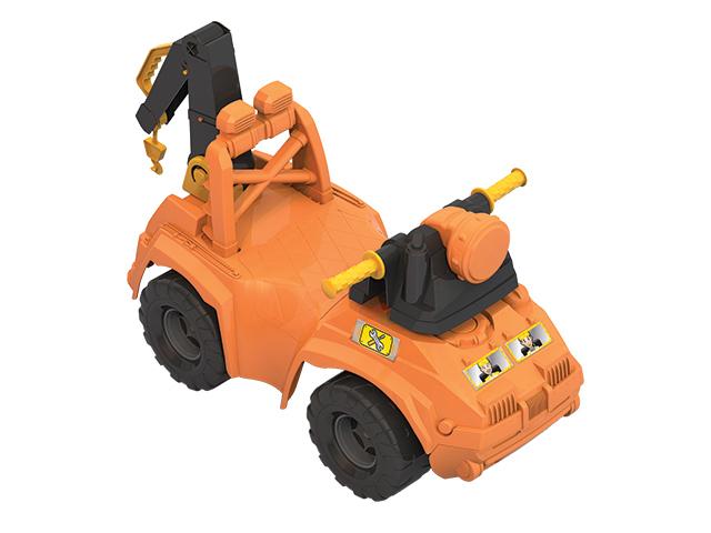 Каталка- толокар «Строитель»Машинки-каталки для детей<br>Каталка- толокар «Строитель»<br>