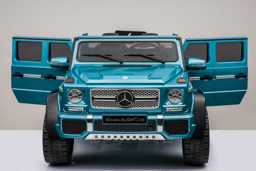 Электромобиль Barty Mercedes-Maybach G650 Landaulet