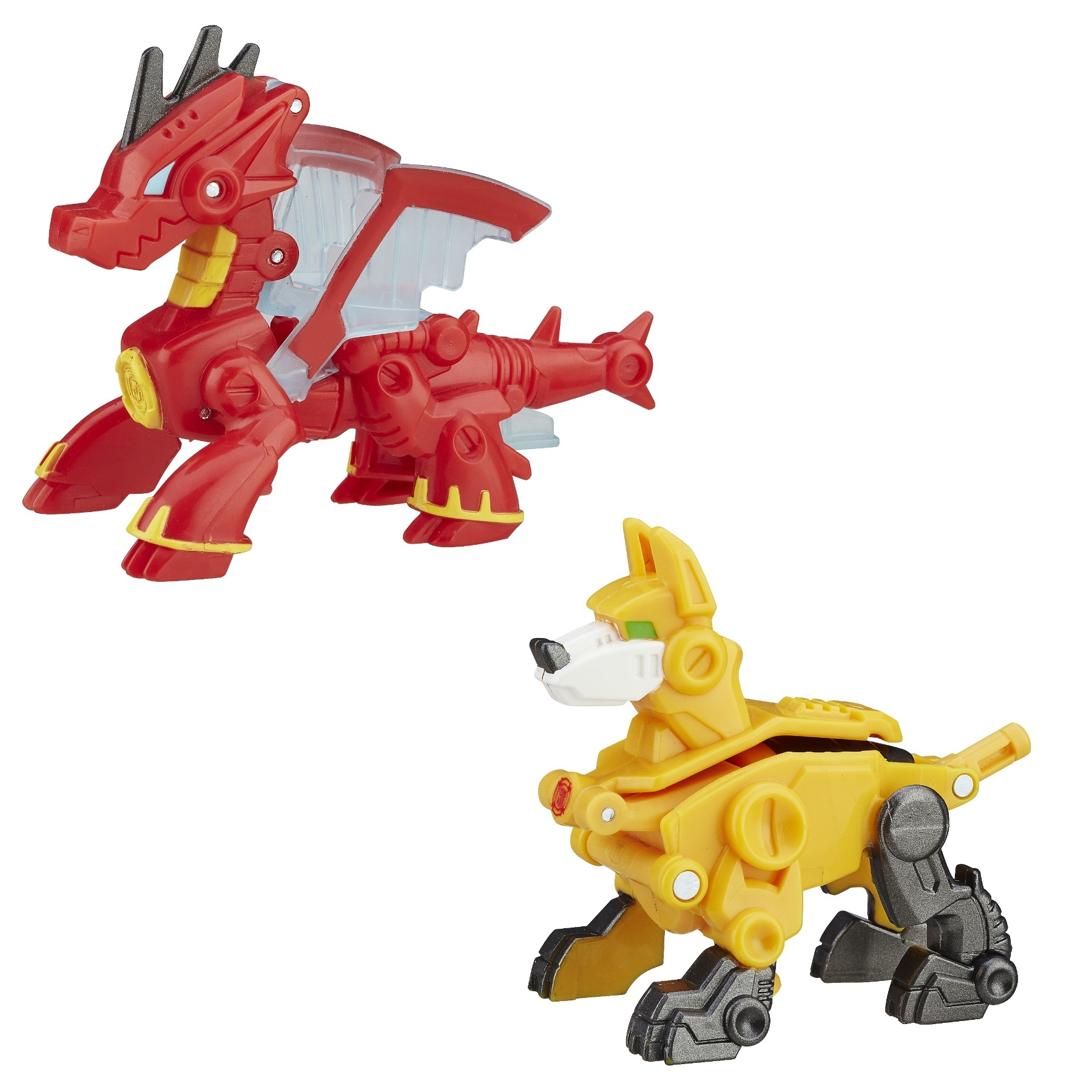 Робот-трансформер Playskool Heroes - Друзья-спасателиИгрушки трансформеры<br>Робот-трансформер Playskool Heroes - Друзья-спасатели<br>