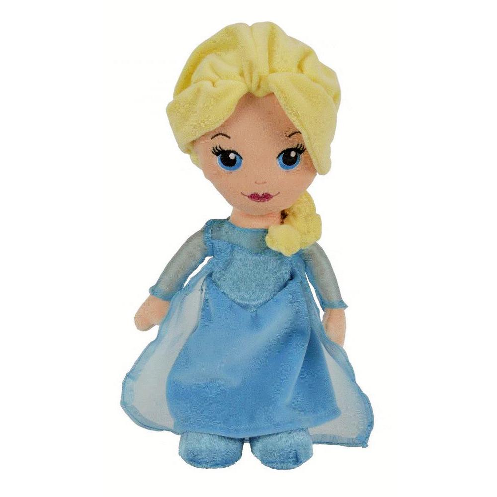 Мягкая игрушка - Эльза, 25 см.Мягкие игрушки Disney<br>Мягкая игрушка - Эльза, 25 см.<br>