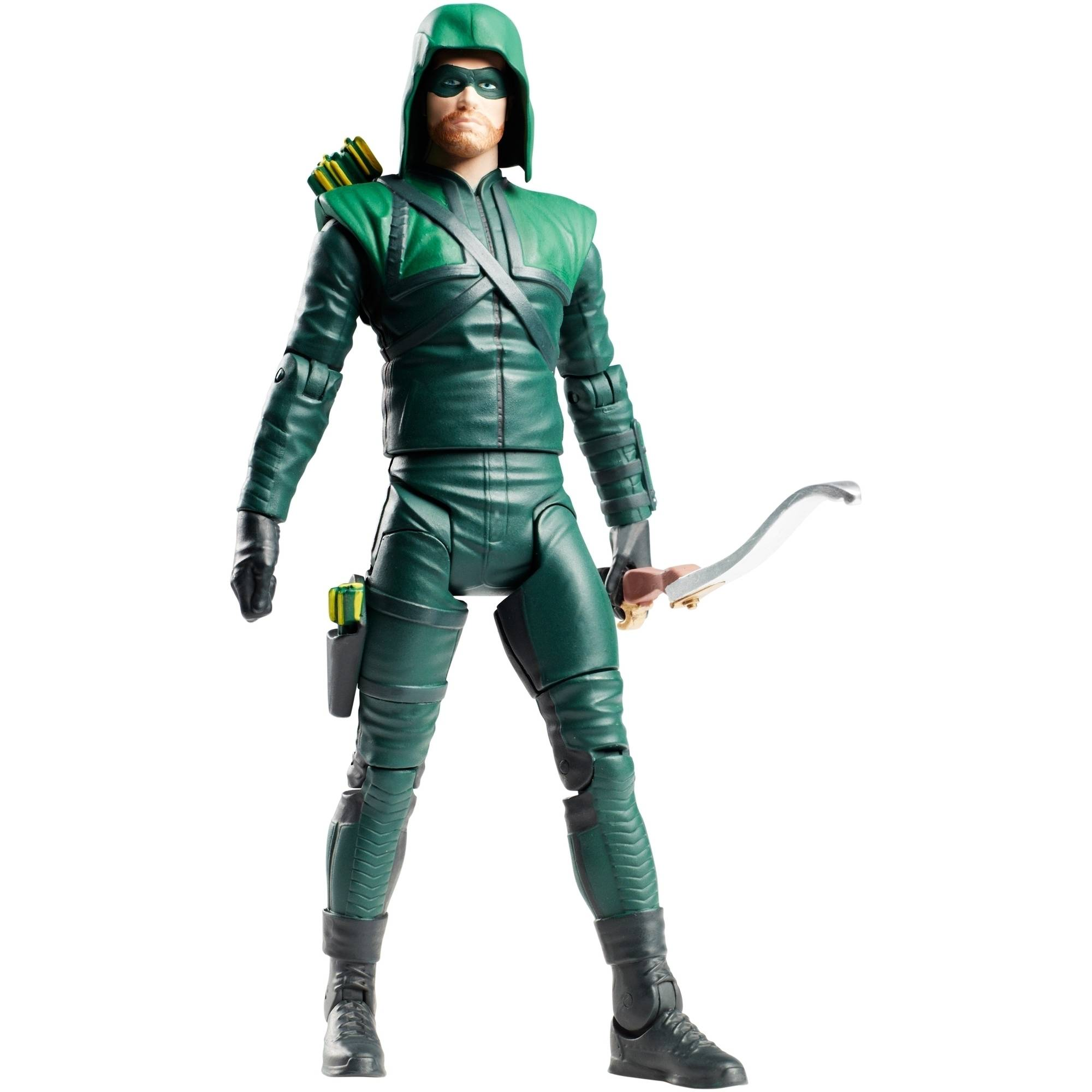Фигурка персонажа Dc Comics Multiverse - Зеленая стрелаБэтмен против Супермена<br>Фигурка персонажа Dc Comics Multiverse - Зеленая стрела<br>