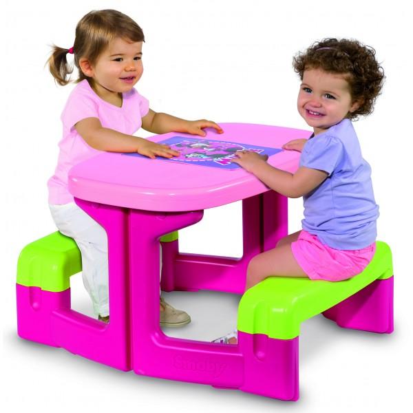 Столик для пикника Smoby Minnie, 310291 от Toyway