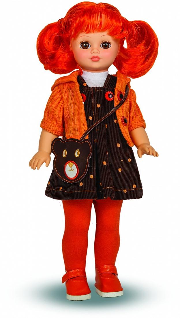 Кукла «Лиза 14», со звуковым устройством, 42см.Русские куклы фабрики Весна<br>Кукла «Лиза 14», со звуковым устройством, 42см.<br>