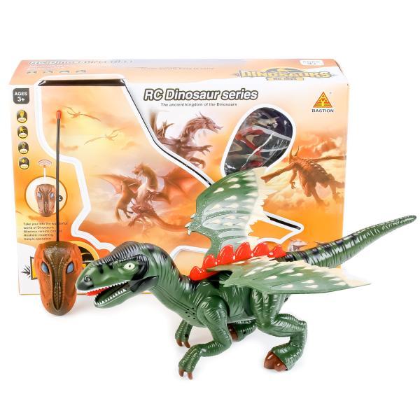 Купить Игрушка на радиоуправлении – Динозавр, свет и звук, Shantou