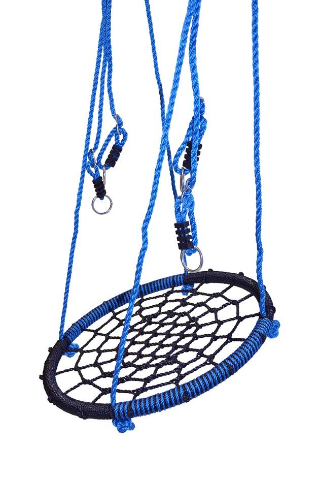 Качели – Паутина, диаметр 100 см. по цене 6 370