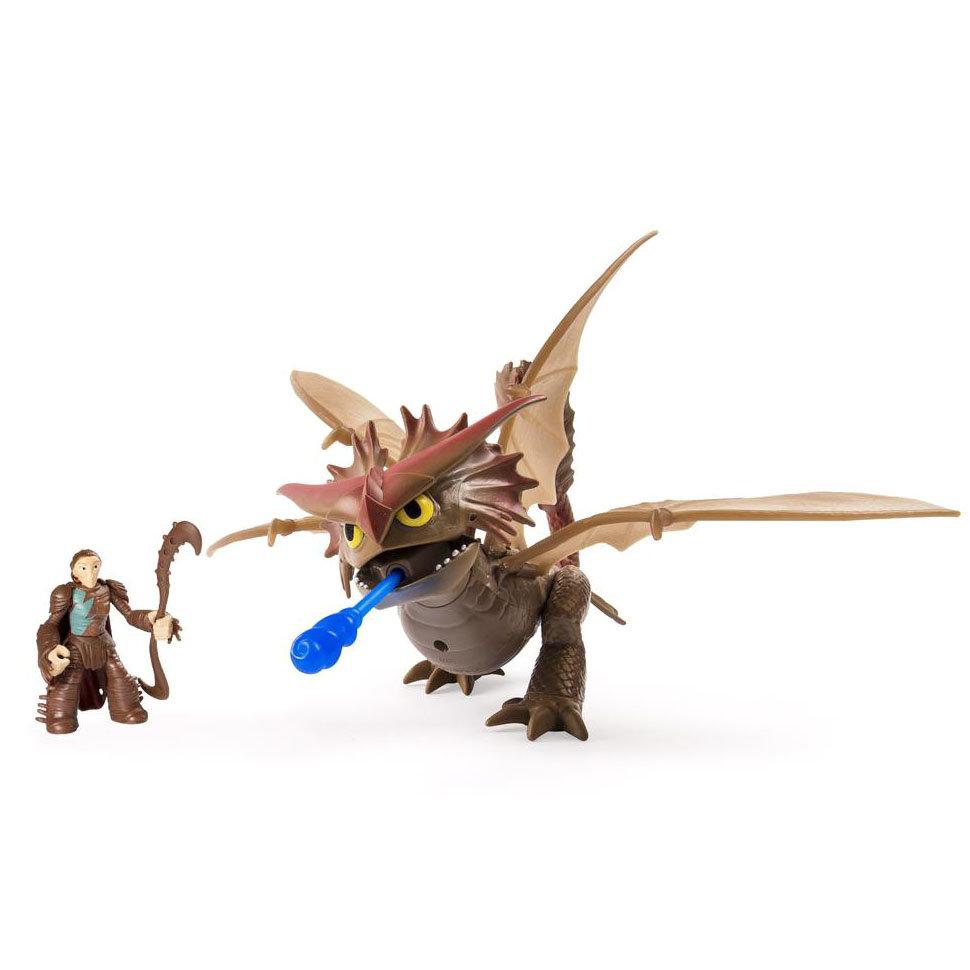 Игровой набор из серии «Как приручить дракона 2» Большой дракон и всадник, Valka & CloudJumper - Как приручить Дракона, артикул: 153902