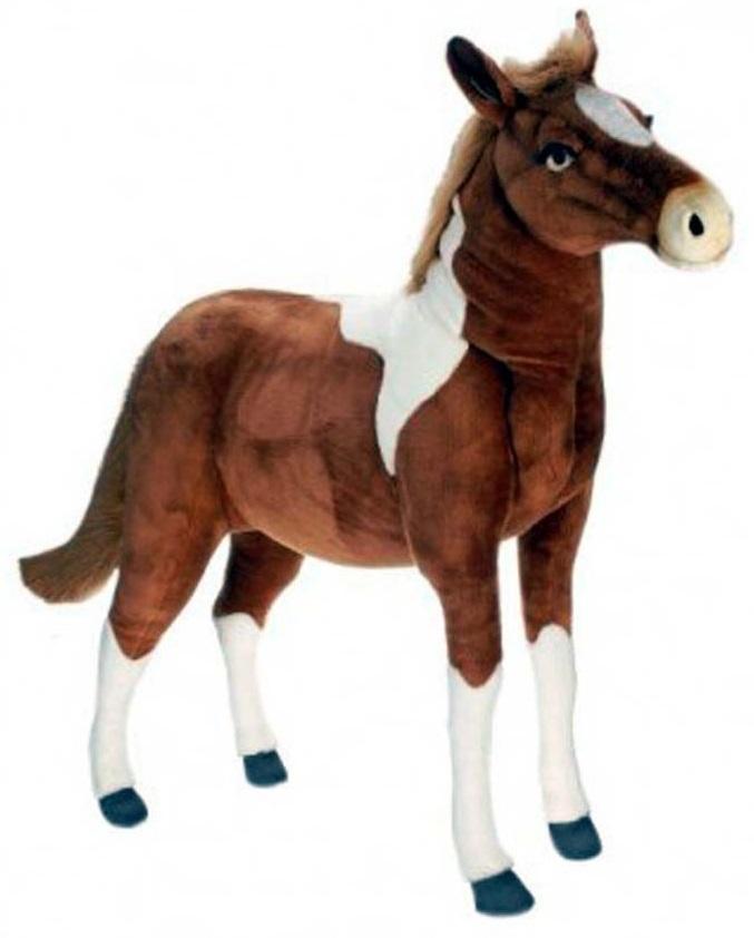 Мягкая игрушка – Пони, 150 смЖивотные<br>Мягкая игрушка – Пони, 150 см<br>