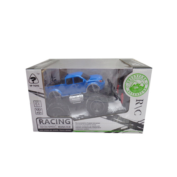 Машина – Внедорожник на радиоуправлении, 1:24, синийМашины на р/у<br>Машина – Внедорожник на радиоуправлении, 1:24, синий<br>