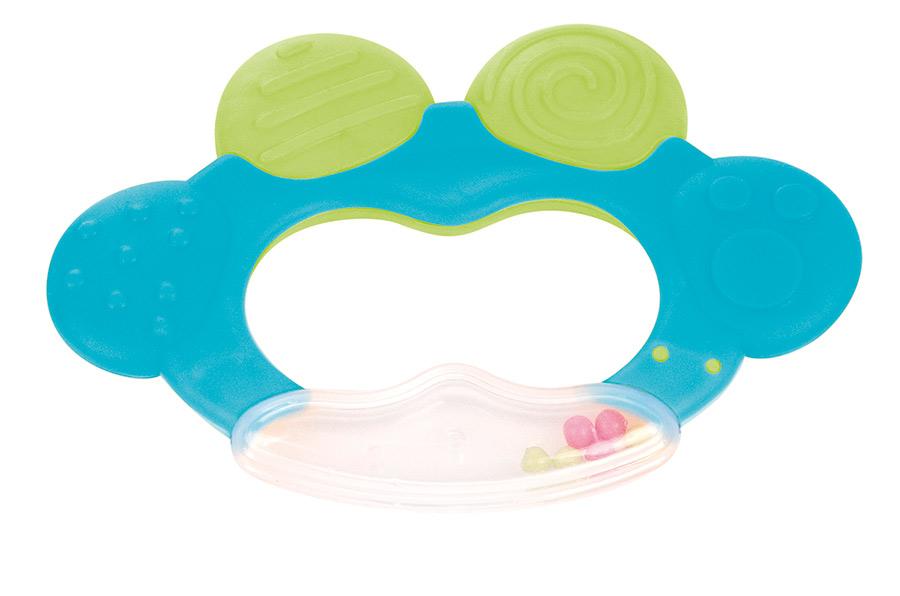 Прорезыватель - ЛягушонокДетские погремушки и подвесные игрушки на кроватку<br>Прорезыватель - Лягушонок<br>