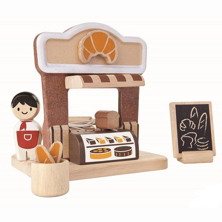 Купить Игровой набор - Пекарня, Plan Toys