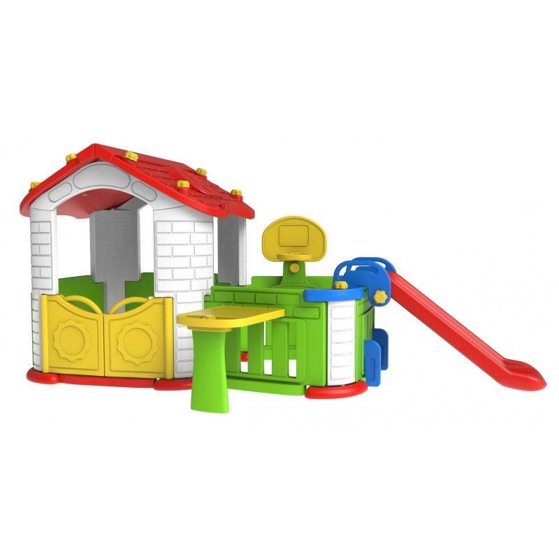 Купить Игровой комплекс - Дом, Toy Monarch