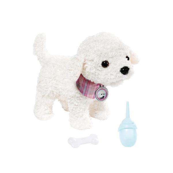Интерактивный щенок Baby born – ПудельАксессуары Baby Born<br>Интерактивный щенок Baby born – Пудель<br>